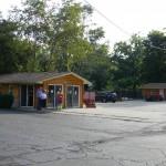 Motel Exterior